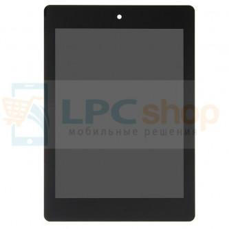 Дисплей для Acer Iconia Tab A1-810/811 в сборе с тачскрином Черный
