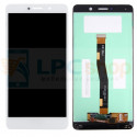 Дисплей для Huawei Honor 6X / GR5 2017 в сборе с тачскрином Белый