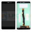 Дисплей для Huawei Honor 6X / GR5 2017 в сборе с тачскрином Черный