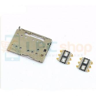 Коннектор SIM-Карты Meizu MX5 / Pro 6