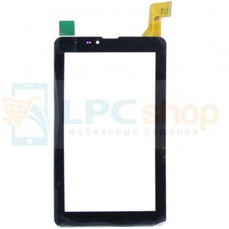Тачскрин (сенсор) 7.0 дюймов FPC-FC70J835-01 (185*107 mm) (Билайн Таб Про 3G) Черный