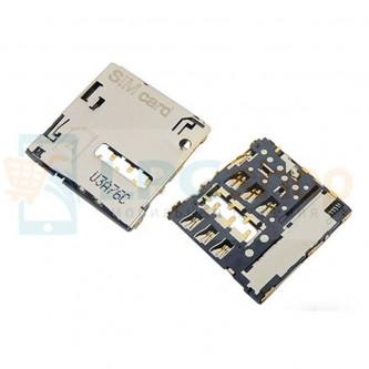 Коннектор SIM-Карты Samsung Galaxy S3 i9300 / N5100 / N5120 / T211 / T231