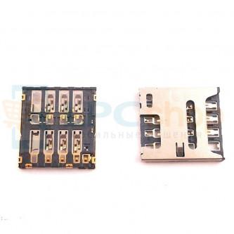 Коннектор SIM-Карты Sony Xperia E3 D2203 / E3 Dual D2212