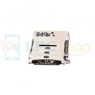 Коннектор SIM-Карты и MicroSD Samsung Galaxy A3 A300F / A5 A500F / A7 A700FD