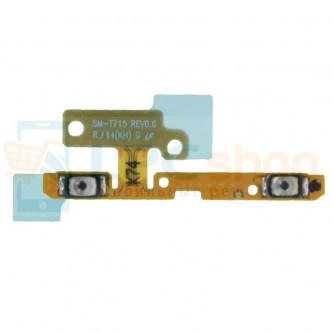 Шлейф Samsung Galaxy Tab S2 8.0 T710 / T715 / T719 на кнопки громкости
