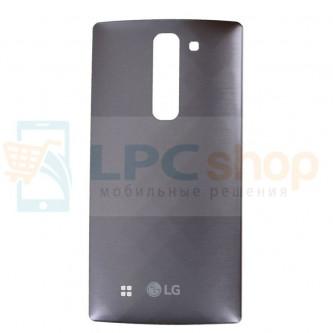 Крышка(задняя) LG G4c H522y Серебро