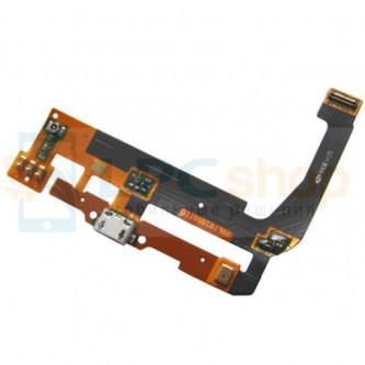 Шлейф разъема зарядки Alcatel POP C9 7047D (плата)