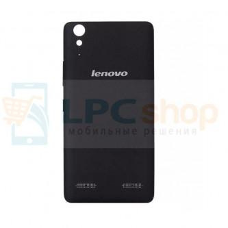 Крышка(задняя) Lenovo A6000 K30 Черная