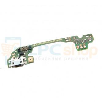 """Шлейф разъема зарядки Alcatel OT-6039Y (Idol 3) (4.7"""") (плата)"""