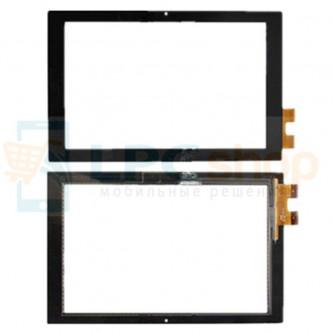 Тачскрин (сенсор) для Lenovo Miix 2 10 Черный