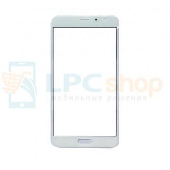 Стекло (для переклейки) Xiaomi Redmi Pro Белое