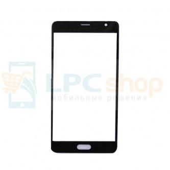 Стекло (для замены / переклейки) Xiaomi Redmi Pro Черное