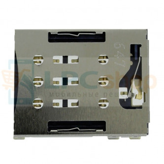 Коннектор SIM-Карты Sony Xperia XA F3111 / E5 F3311