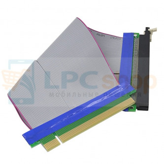 Райзер для видеокарт PCI-E 16x to 16x 19 см удлинитель