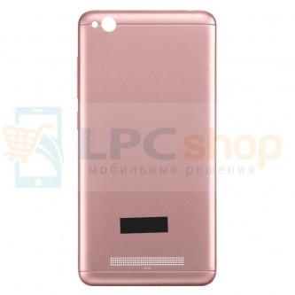 Крышка(задняя) Xiaomi Redmi 4A Розовый