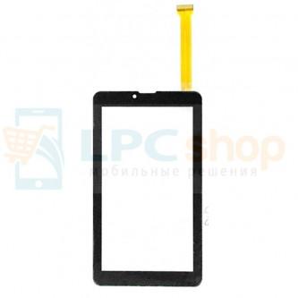 Тачскрин (сенсор) 7.0 дюймов FX-175-V1.0 Черный (TabletTurbo4G 07 / RoverPad Sky Glory S7)