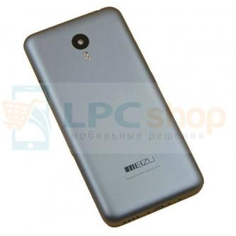 Крышка(задняя) Meizu M2 Note Серый