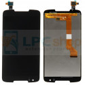 Дисплей для HTC Desire 828 в сборе с тачскрином Черный