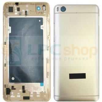 Крышка(задняя) Xiaomi Mi5S Золото