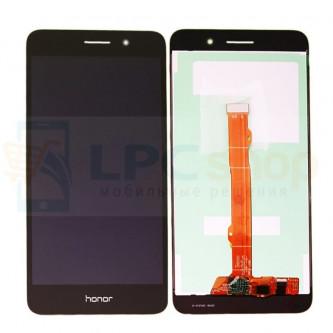 Дисплей для Huawei Y6 II в сборе с тачскрином Черный