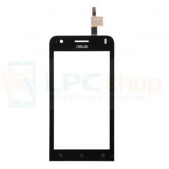 Тачскрин (сенсор) для Asus ZenFone C (ZC451CG) Черный