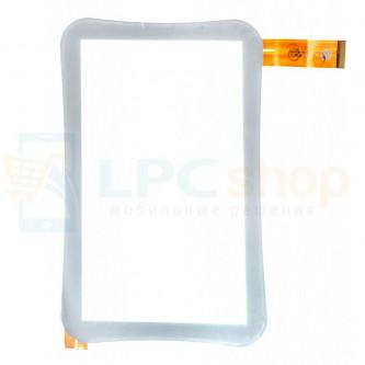 Тачскрин (сенсор) 7.0 дюймов ZHC-Q8-057A (174*105 mm) (TurboKids S2 / TurboPad MonsterPad) Белый