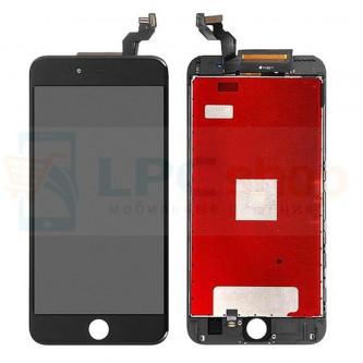 Дисплей для iPhone 6S Plus в сборе Черный - Оригинал LCD
