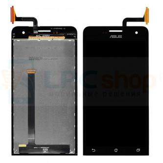 Дисплей для Asus ZenFone 5 (A500KL / A501CG) в сборе с тачскрином Черный