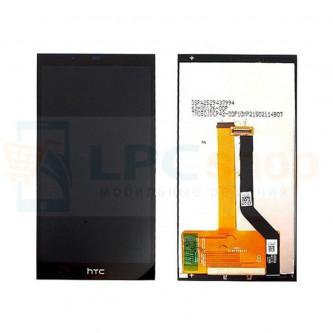 Дисплей для HTC Desire 626G Dual в сборе с тачскрином Черный