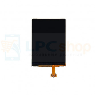 Дисплей для Nokia C2-02 / C2-03 / C2-06 - Оригинал