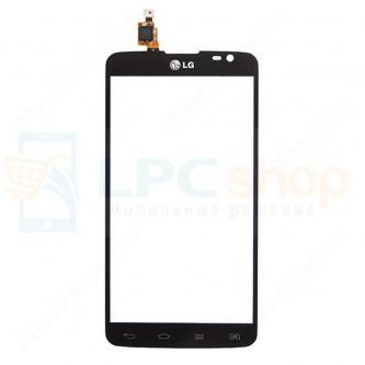 Тачскрин (сенсор) для LG G Pro Lite Dual D686 Черный