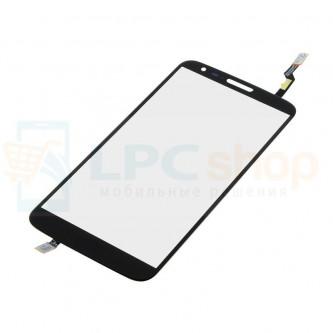 Тачскрин (сенсор) для LG D802 (G2) Черный