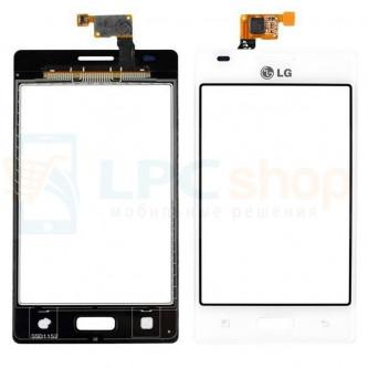 Тачскрин (сенсор) для LG Optimus L5 E612 Белый