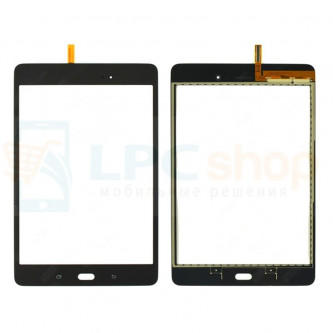"""Тачскрин (сенсор) для Samsung T355 (Tab A 8.0"""" LTE) Черный"""