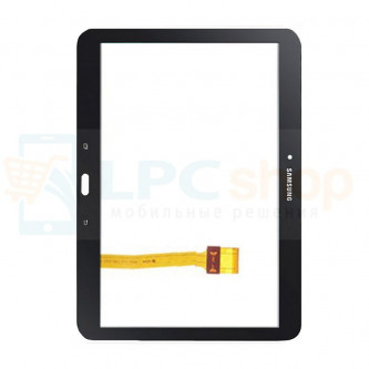 Тачскрин (сенсор) для Samsung Galaxy Tab 4 10.1 T530 / T531 / T535  Черный