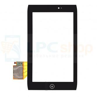 Тачскрин (сенсор) для Acer Iconia Tab A100 / A101 Черный
