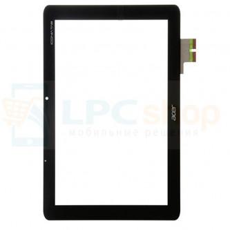 Тачскрин (сенсор) для Acer Iconia Tab A510 / A511 / A700 / A701 Черный