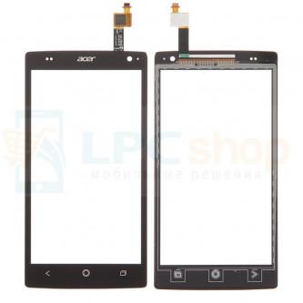 Тачскрин (сенсор) для Acer Z150 (Z5 Dual) Черный