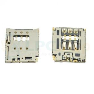 Коннектор SIM-Карты Lenovo Tab A8-50 (A5500)
