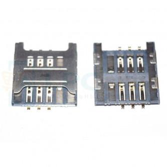 Коннектор SIM-Карты LG E400 / E405 / E430 / E435