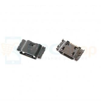 Разъём зарядки Samsung J100 / J500 (microUSB)