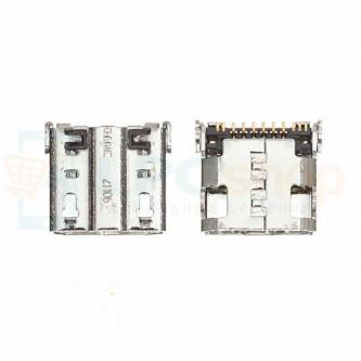 Разъём зарядки Samsung N7100 / i9500 / i9505 LTE / C101 (microUSB)