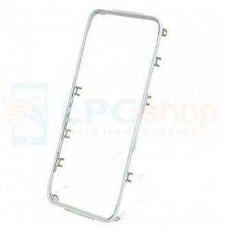 Рамка дисплея для iPhone 4 Белый