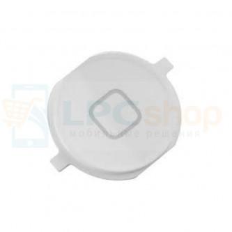 Кнопка Home iPhone 4 Белый