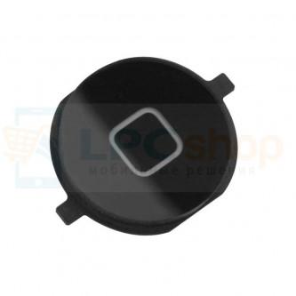 Кнопка Home iPhone 4 Черный