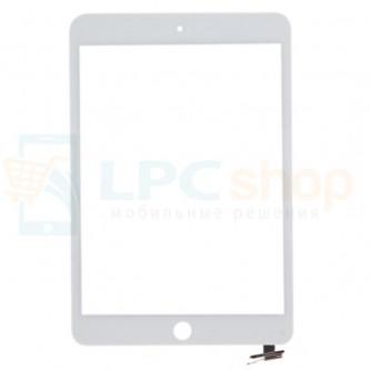 Тачскрин (сенсор) для iPad mini 3 В СБОРЕ Белый