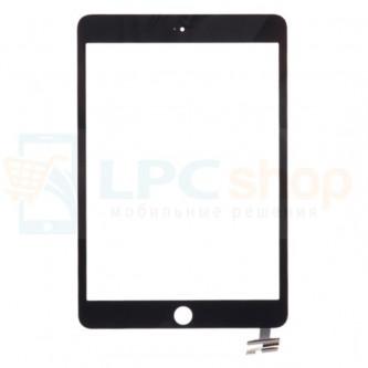 Тачскрин (сенсор) для iPad mini 3 В СБОРЕ Черный
