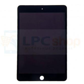 Дисплей для iPad Mini 4 в сборе с тачскрином Черный