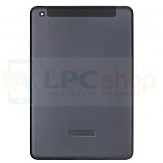 Крышка(задняя) iPad mini Чёрная Wi-Fi + Cellular