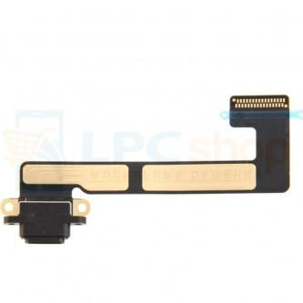 Шлейф разъема зарядки iPad mini 2 Retina / mini 3 Черный